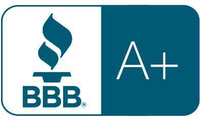 A+ Better Business Bureau (BBB) Accredited Business