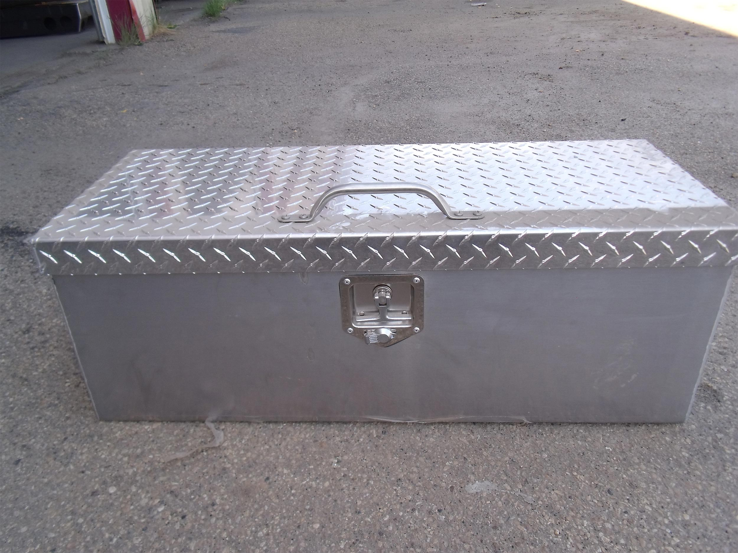 15 x 13.75 x 38 Aluminum SPV Chain Saw Box