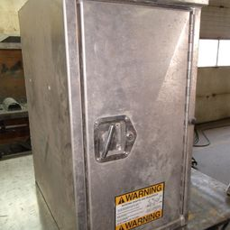 24 x 30 x 16 Used Aluminum Box