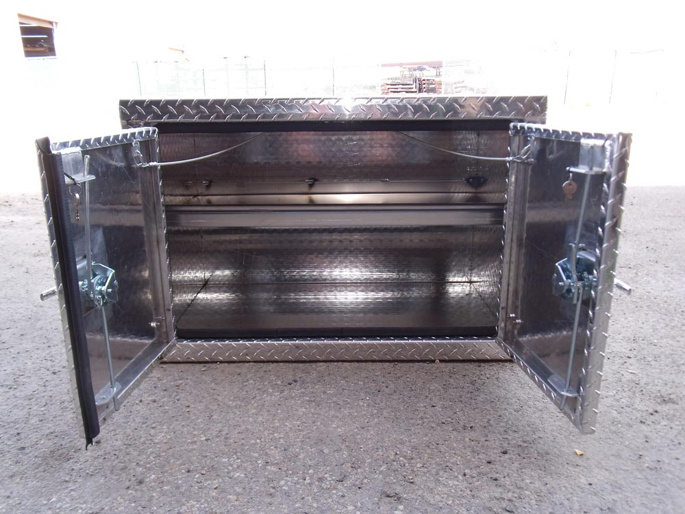 "1/8"" Aluminum Checker Underbody Box"